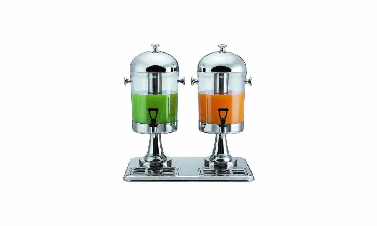 İkili Deluxe Soğuk İçecek Dispenseri
