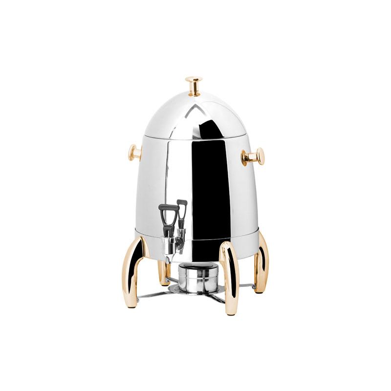 Exclusive Kahve Dispenseri Gold Jel Yakıtlı 12 lt