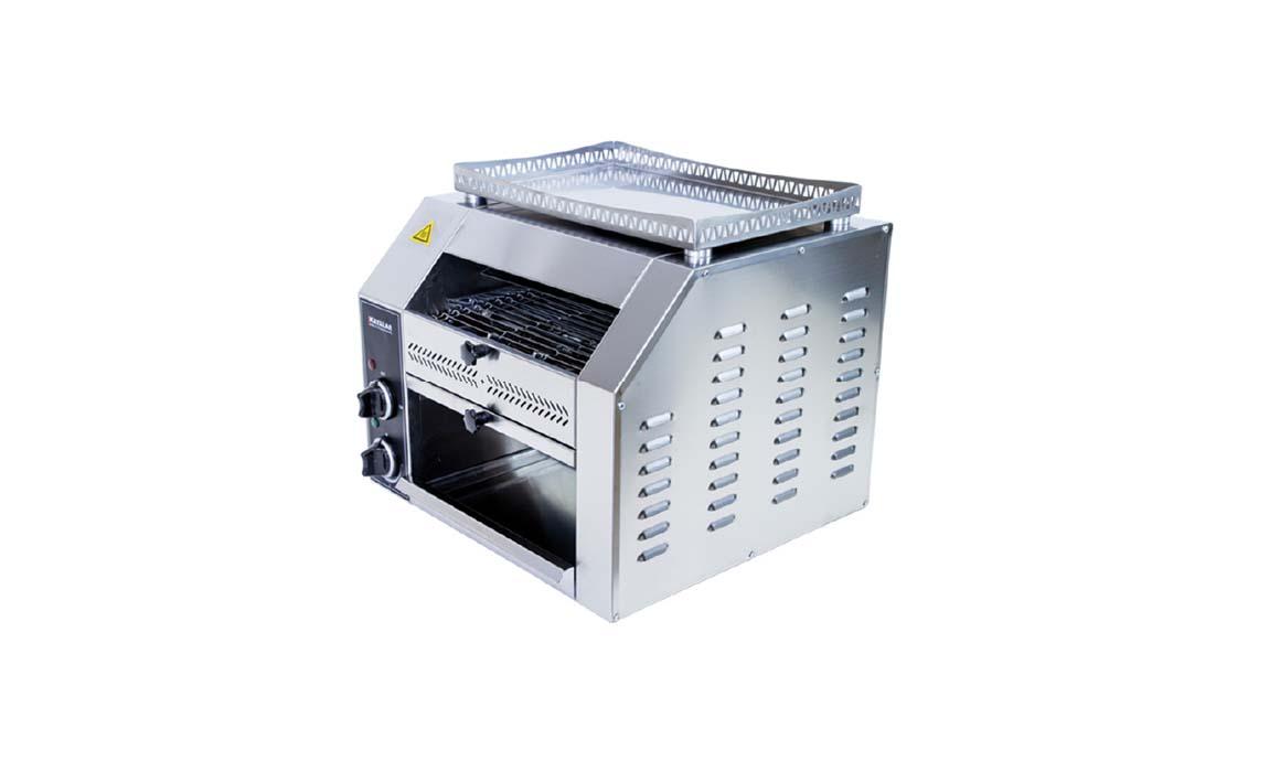Konveyörlü Ekmek Kızartma Makineleri
