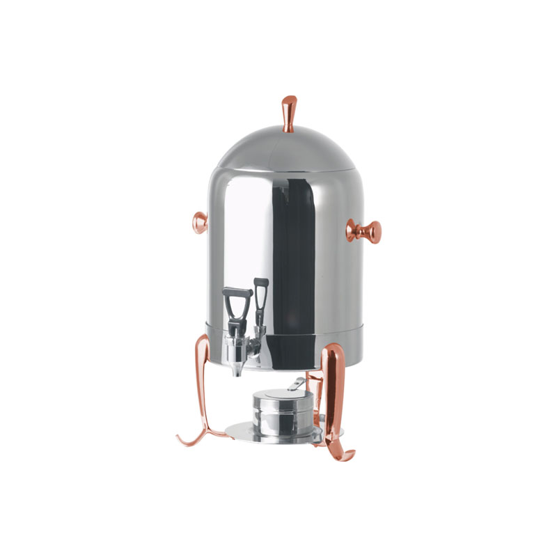 Roma Kahve Dispenseri Copper Jel Yakıtlı 11 lt