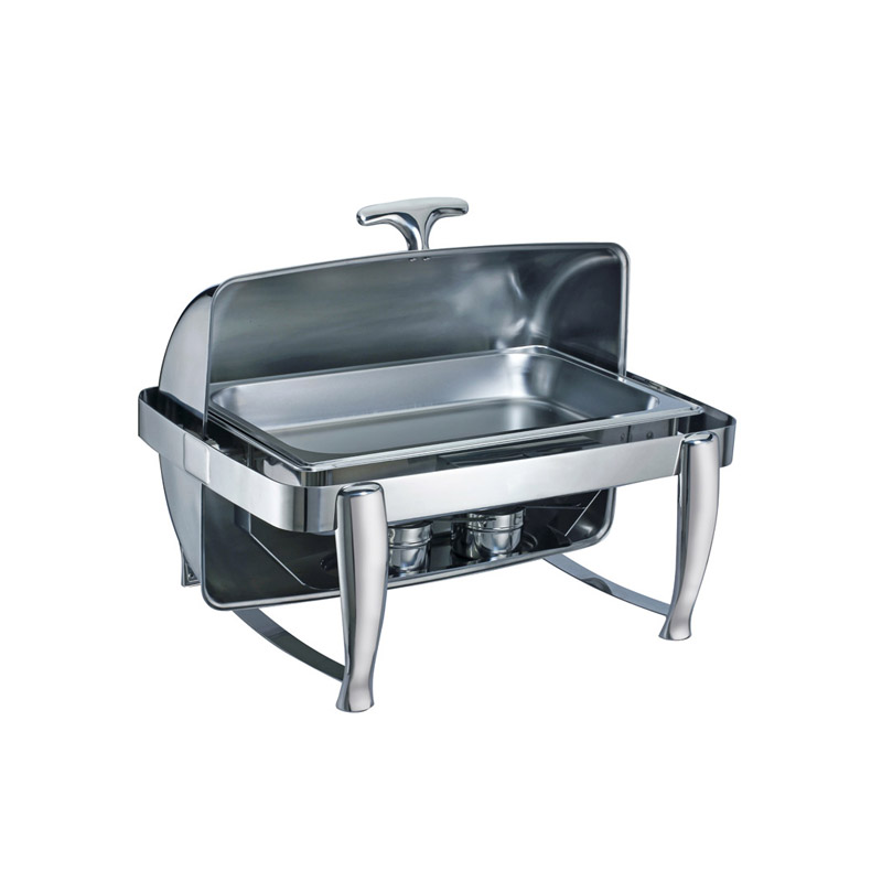 Roma GN 1/1 Roll Top Chafing Dish