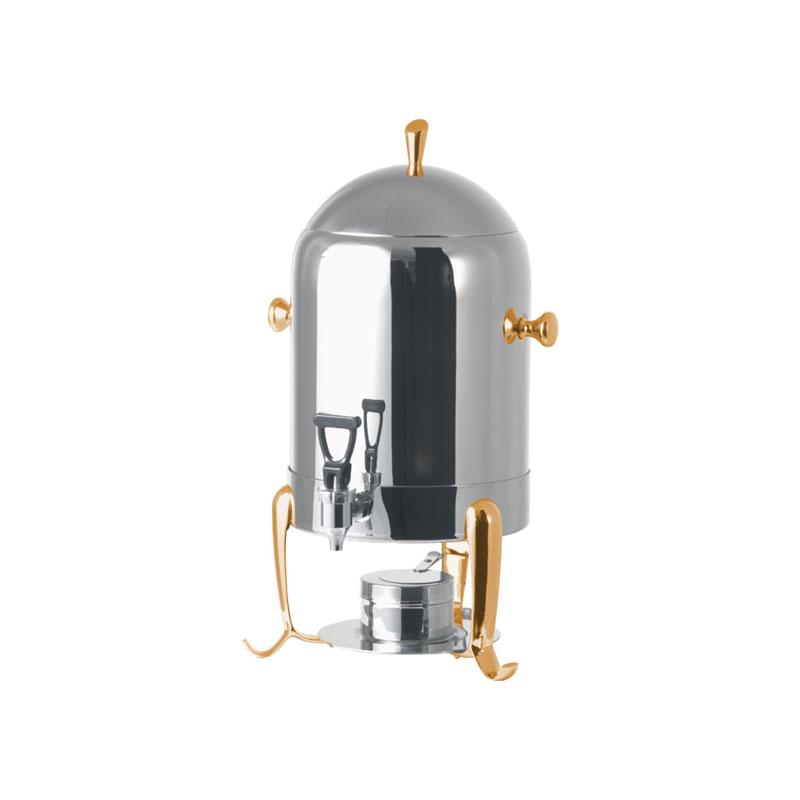 Roma Kahve Dispenseri Gold Jel Yakıtlı 11 lt