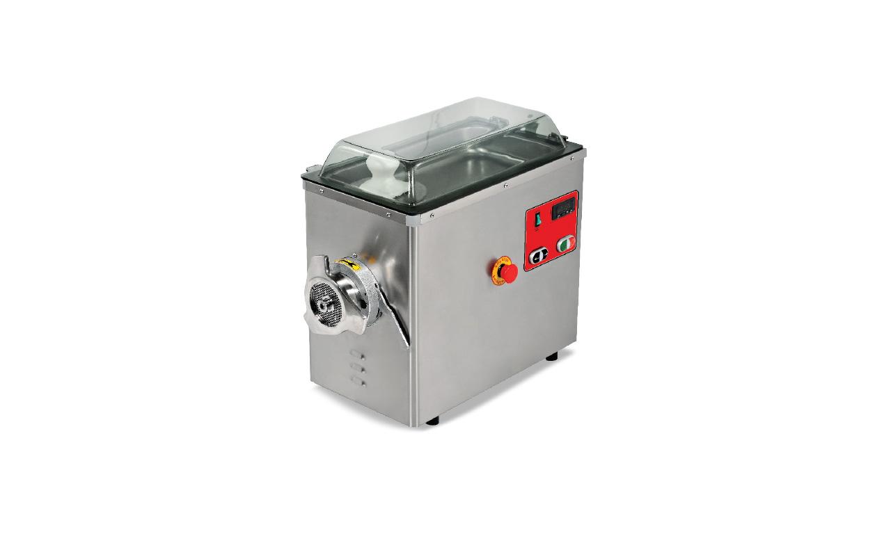 Kapaklı Soğutmalı Et Kıyma Makineleri
