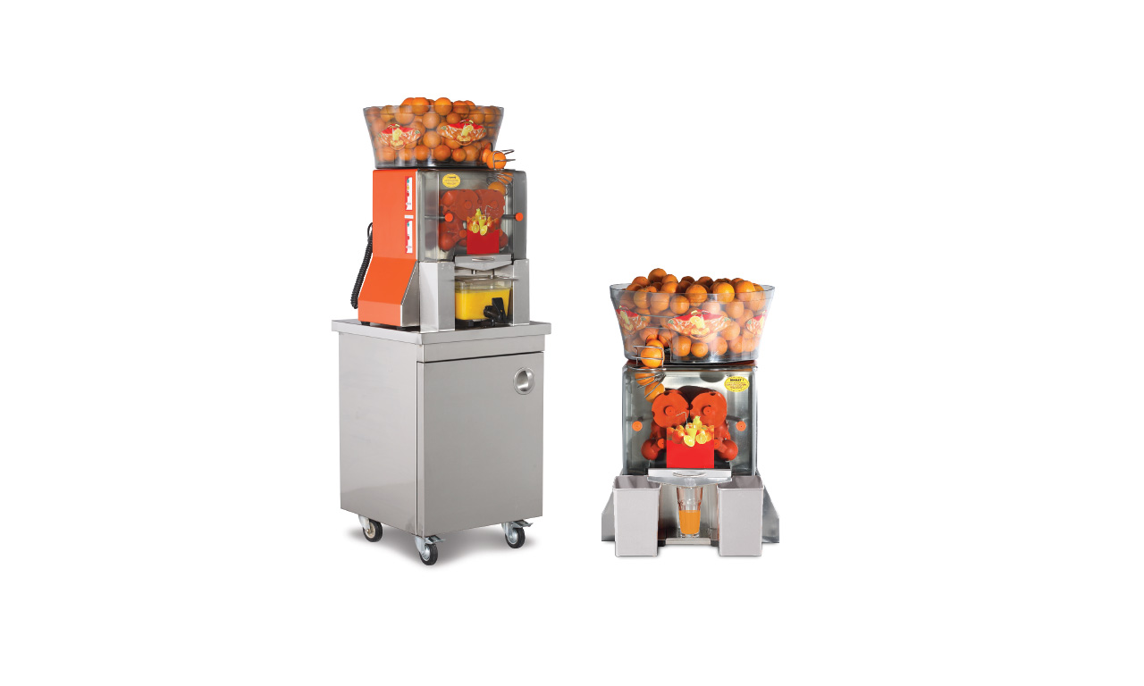 Otomatik Portakal Sıkma Makineleri