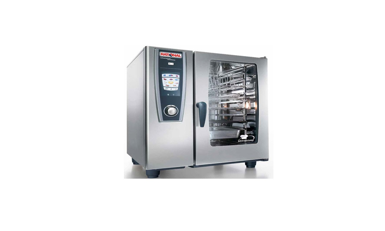RATİONAL RATİONAL SelfCookingCenter® SCC 61