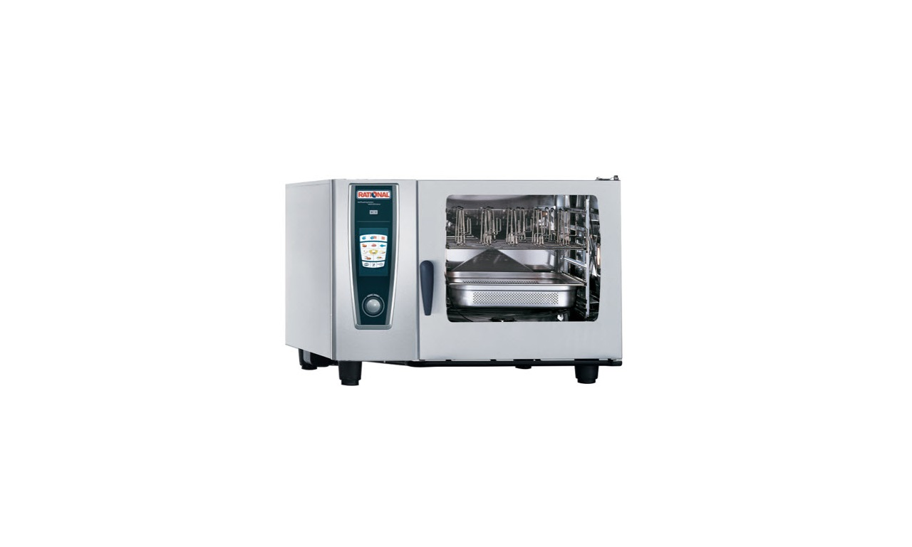 RATİONAL RATİONAL SelfCookingCenter® SCC 62