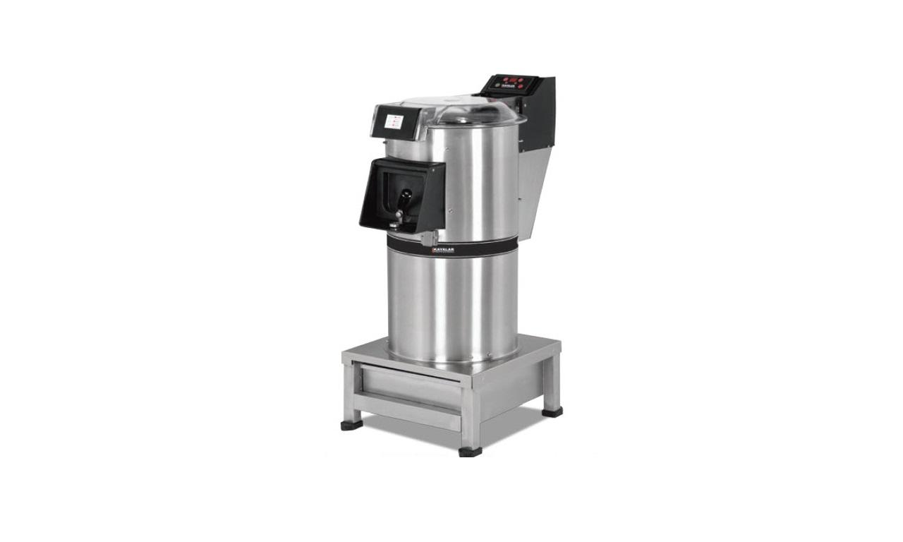 Filtreli Patates Soyma Makineleri
