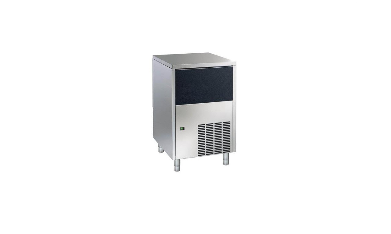 Buz Makineleri 46Kg/Gün – 25Kg Hazneli Hava Soğutmalı (42g küp)
