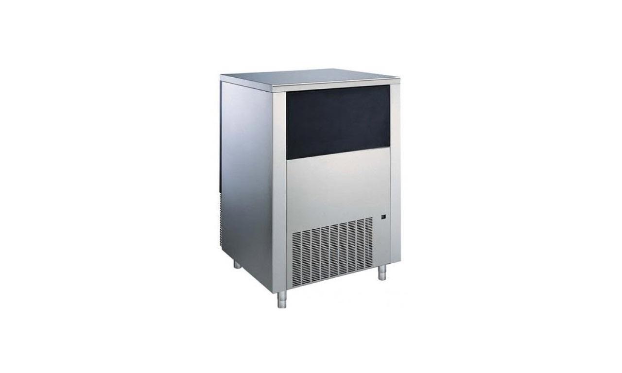 Buz Makineleri 130Kg/Gün – 65Kg Hazneli Hava Soğutmalı (42gr küp)