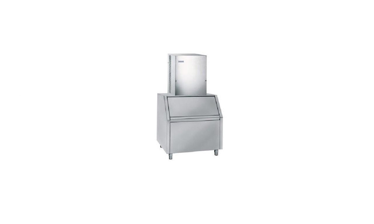 Buz Makineleri 140Kg/Gün – 200Kg Hazneli Hava Soğutmalı (7gr küp)