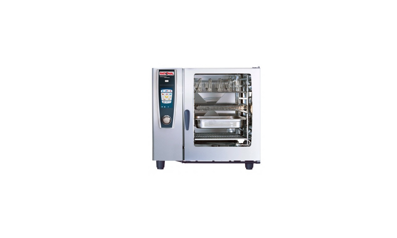 RATİONAL SelfCookingCenter® SCC 102