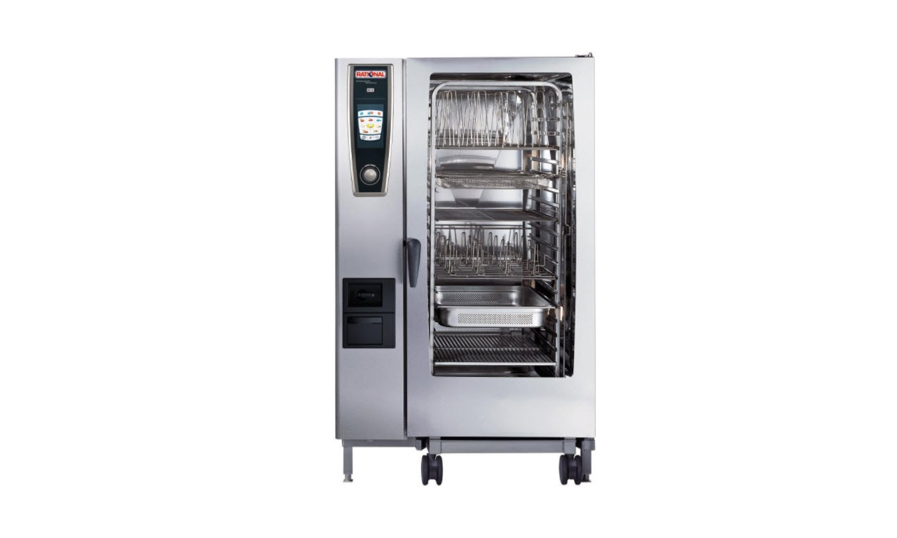 RATİONAL SelfCookingCenter® SCC 202