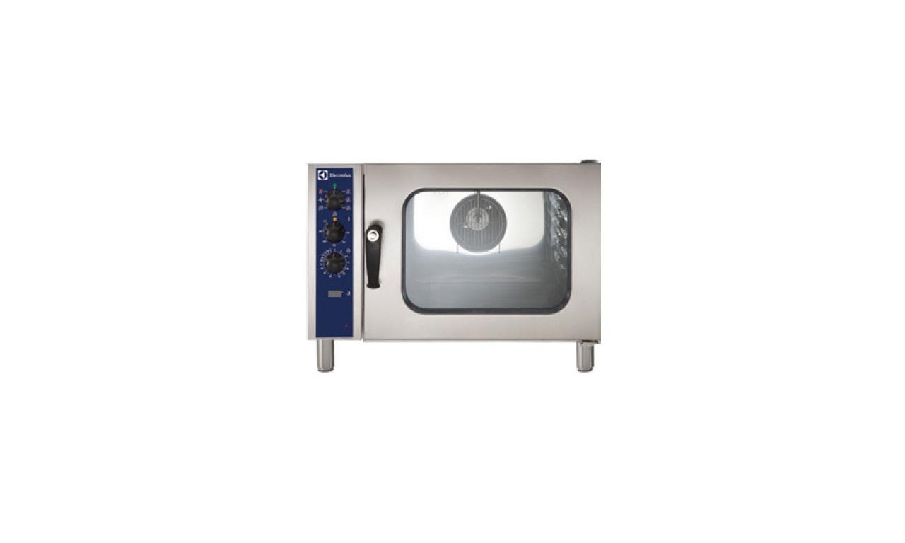 Electrolux Thermospeed Konveksiyonlu Fırın Gazlı 6 GN-1/1