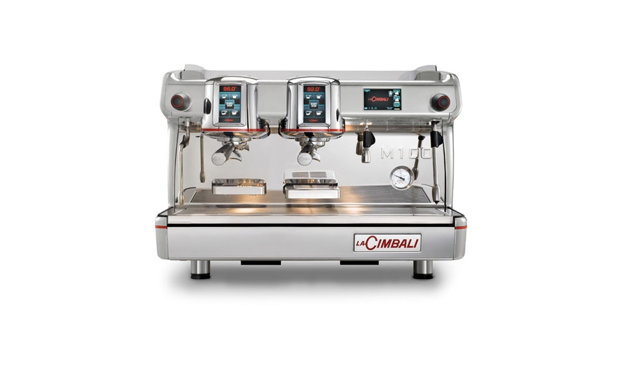 M 100 TAM OTOMATİK ESPRESSO KAHVE MAKİNESİ TALL CUP/TURBO STEAM 2 GRUP