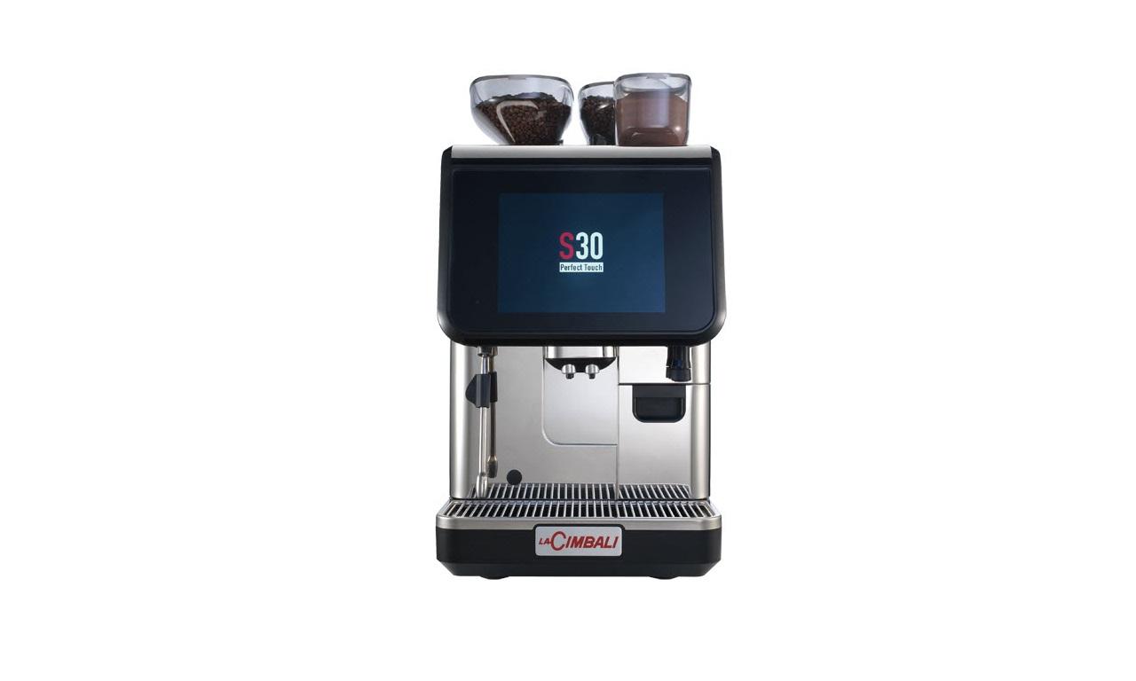 S30 Süper Otomatik Espresso Kahve Makinesi