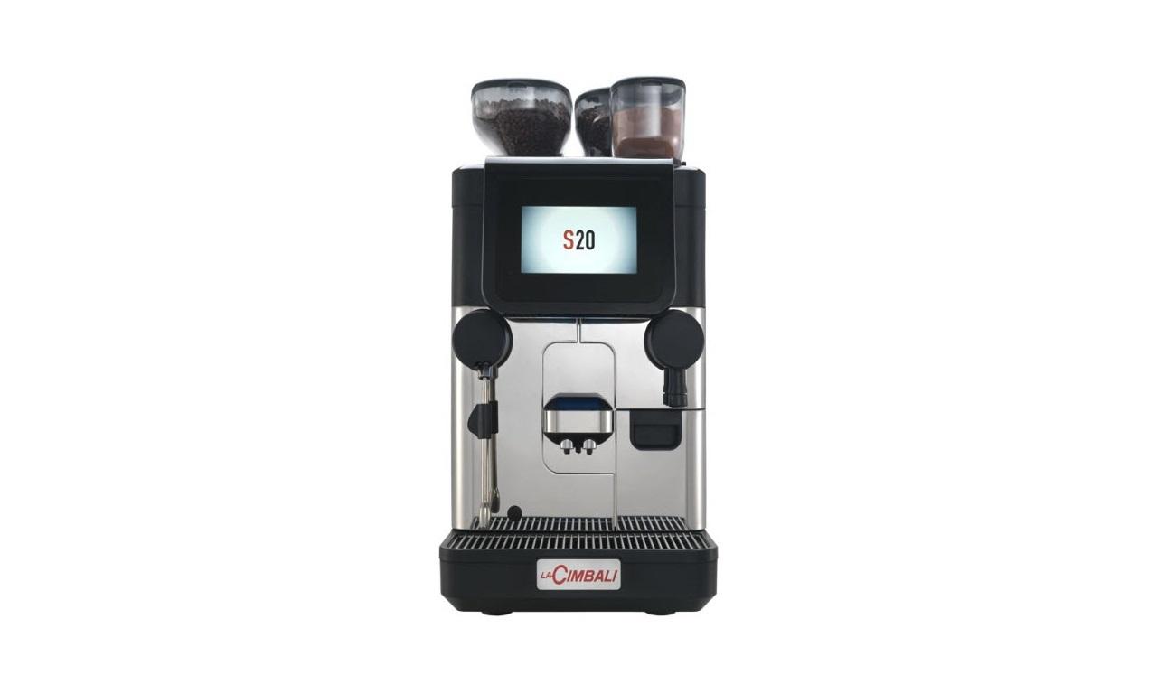 S20 Süper Otomatik Espresso Kahve Makinesi