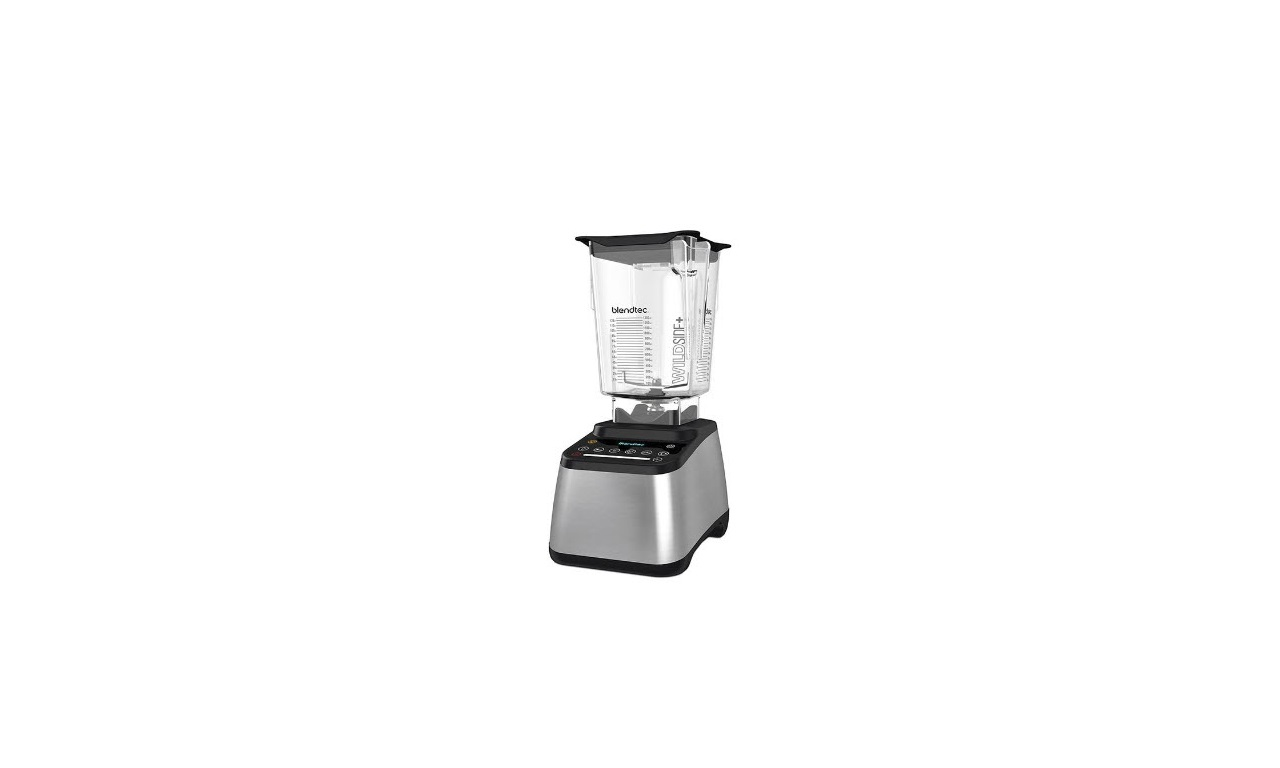 Blendtec Designer 725 Stainless Black