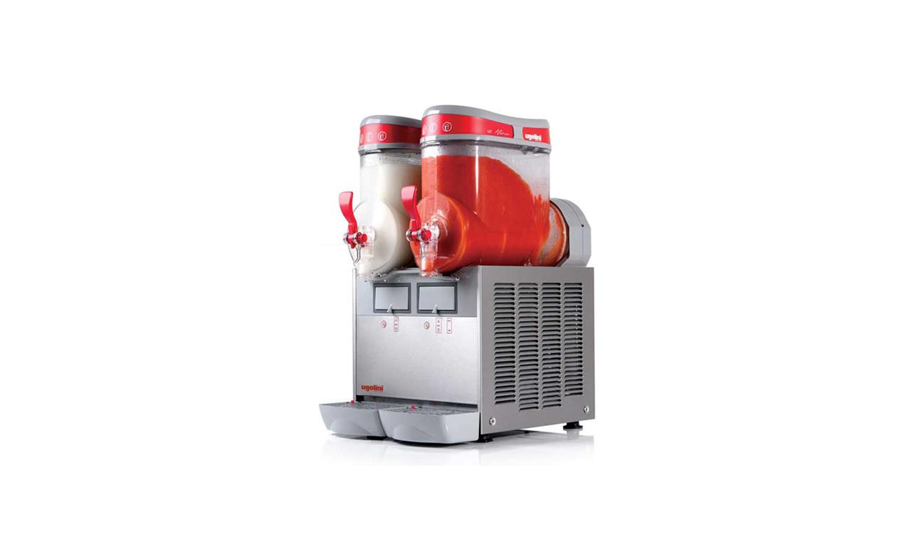 Mini 2 Buzlu Meyve Suyu Makinesi