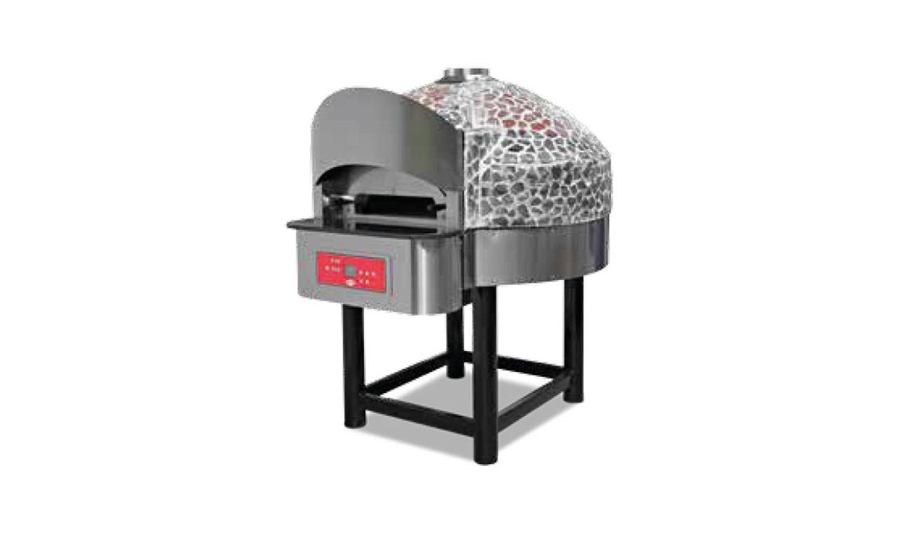 Sabit Gazlı Pizza Fırınları