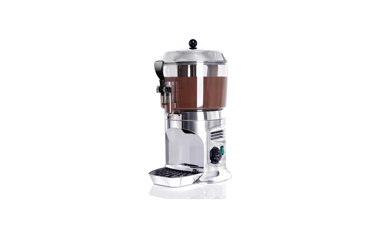 Ugolini Sıcak Çikolata Makinesi Delice Silver
