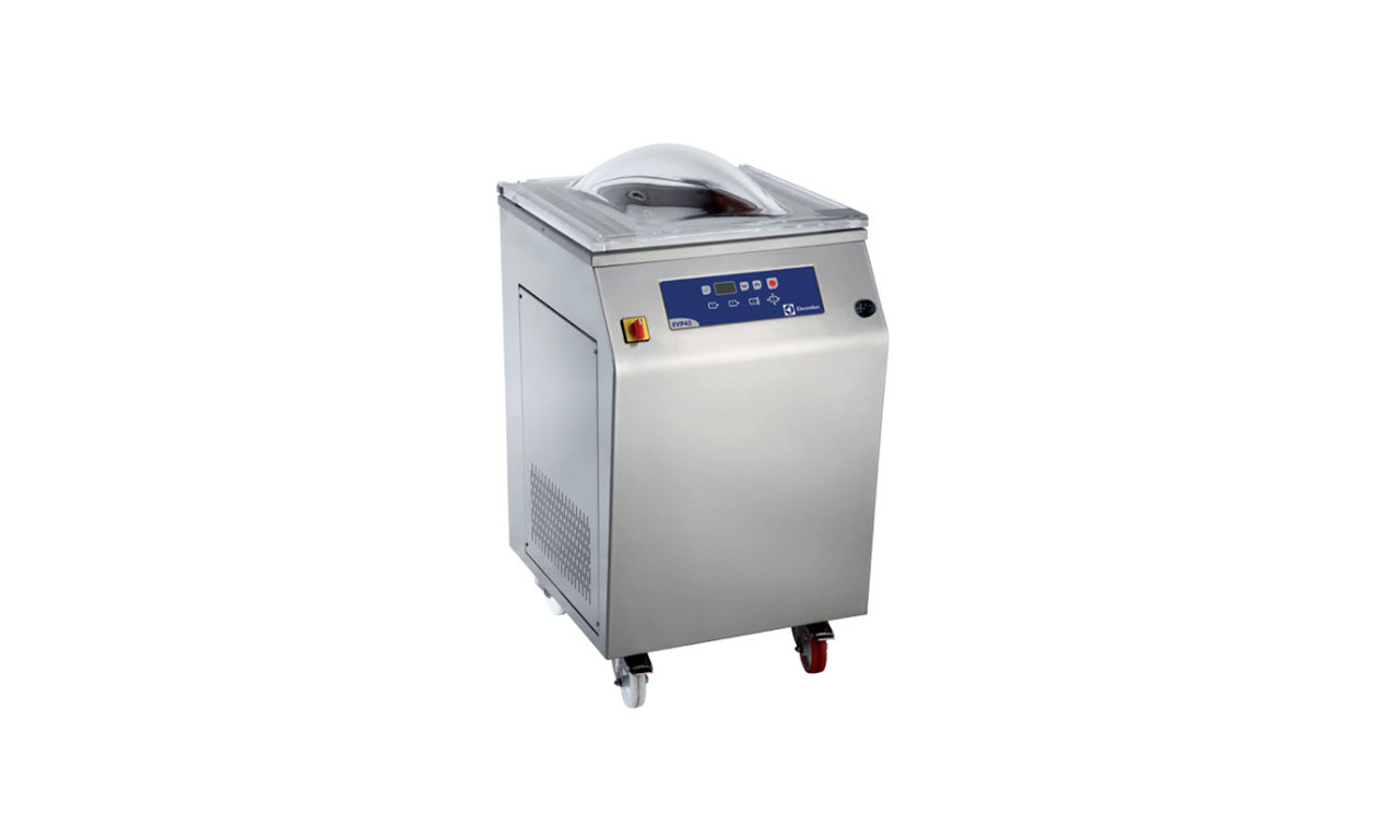 Electrolux Vakum paketleme makinesi, mobil, kendinden standlı, 20m³/h, mikroproses kontrol, 9 programlı