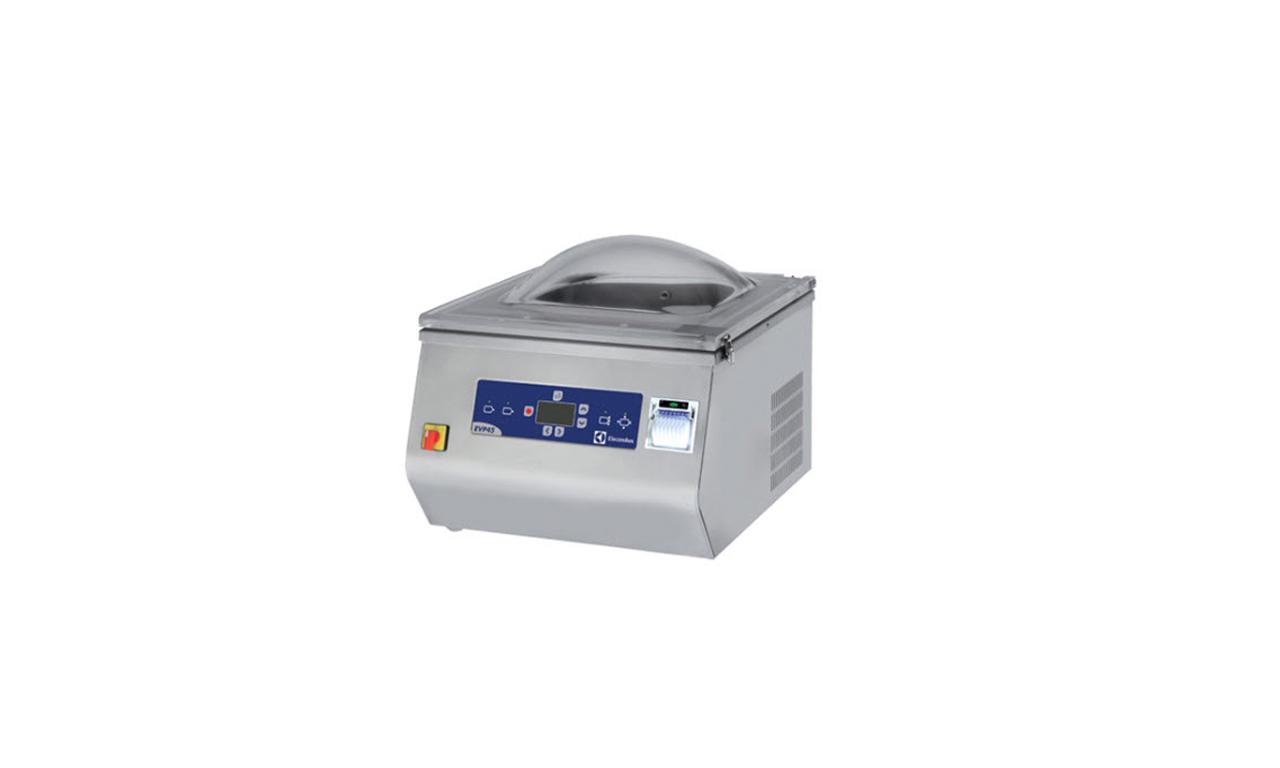 Electrolux Set üstü vakum paketleme makinesi, inert gazlı, 20 m³ + Printerli