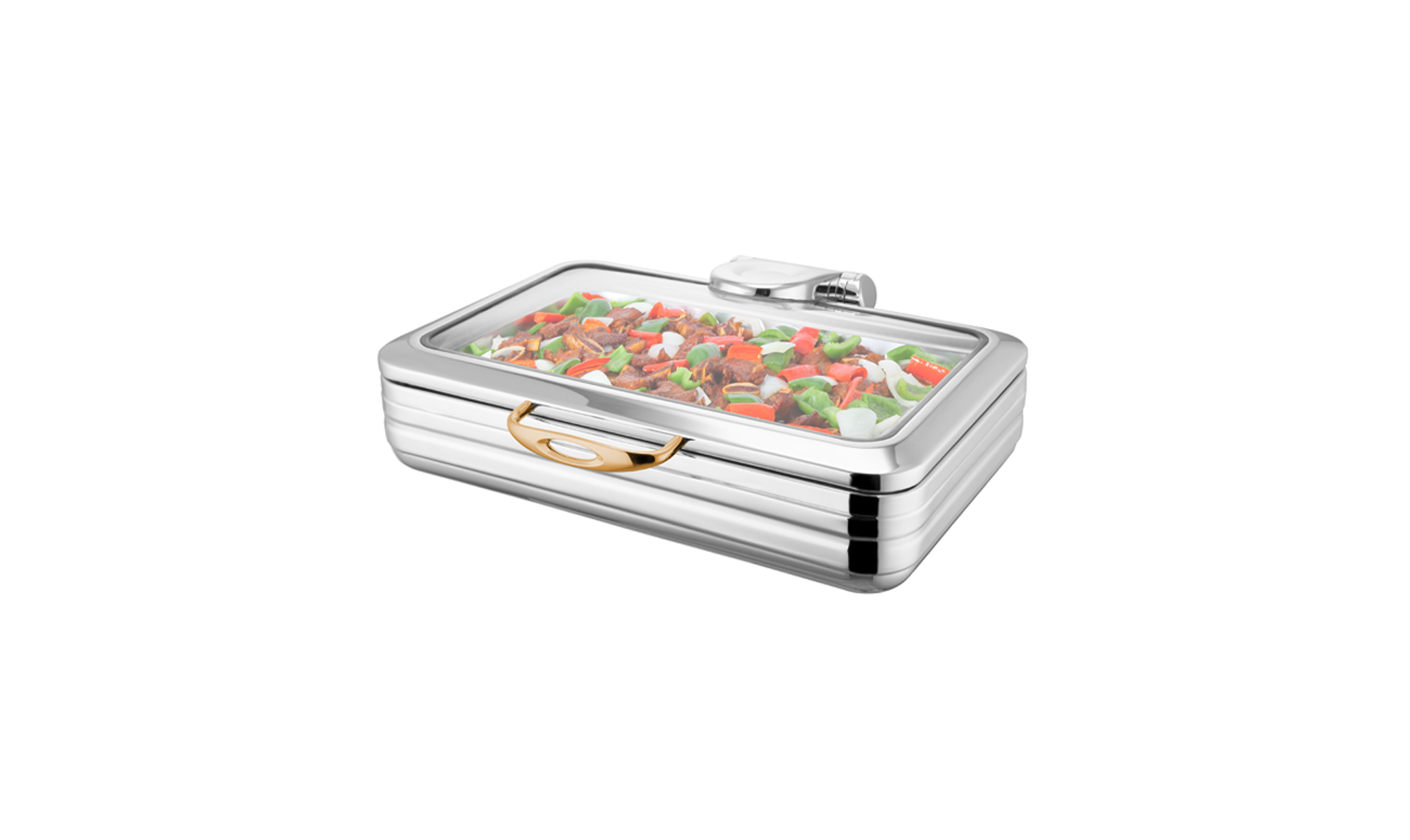 Milano Gold GN 1/1 Chafing Dish