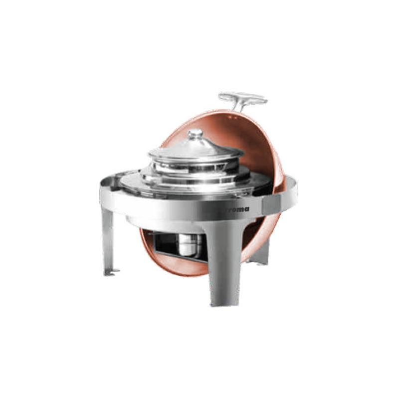 Deluxe Copper Çorbalık Chafing Dishler