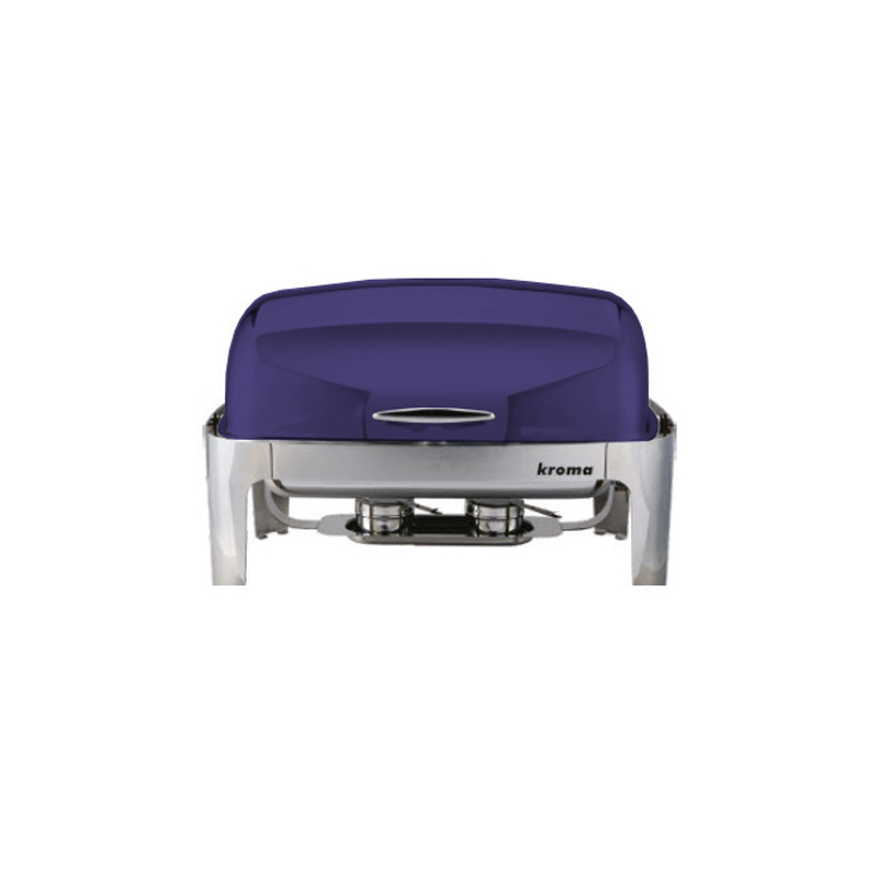 Deluxe Rolltop Chafing Dish Mavi