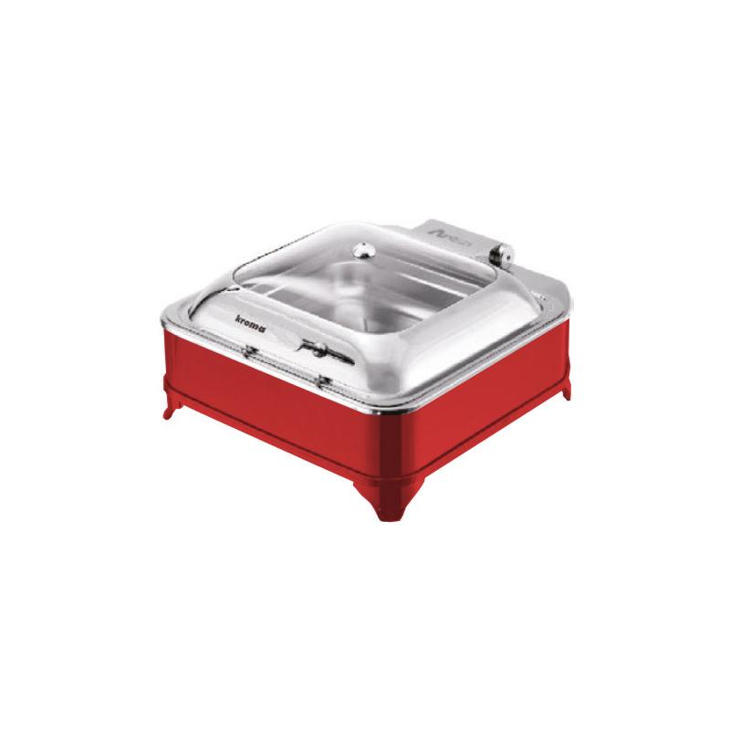 Exclusive Box Chafing Dish GN-2/3 Kırmızı