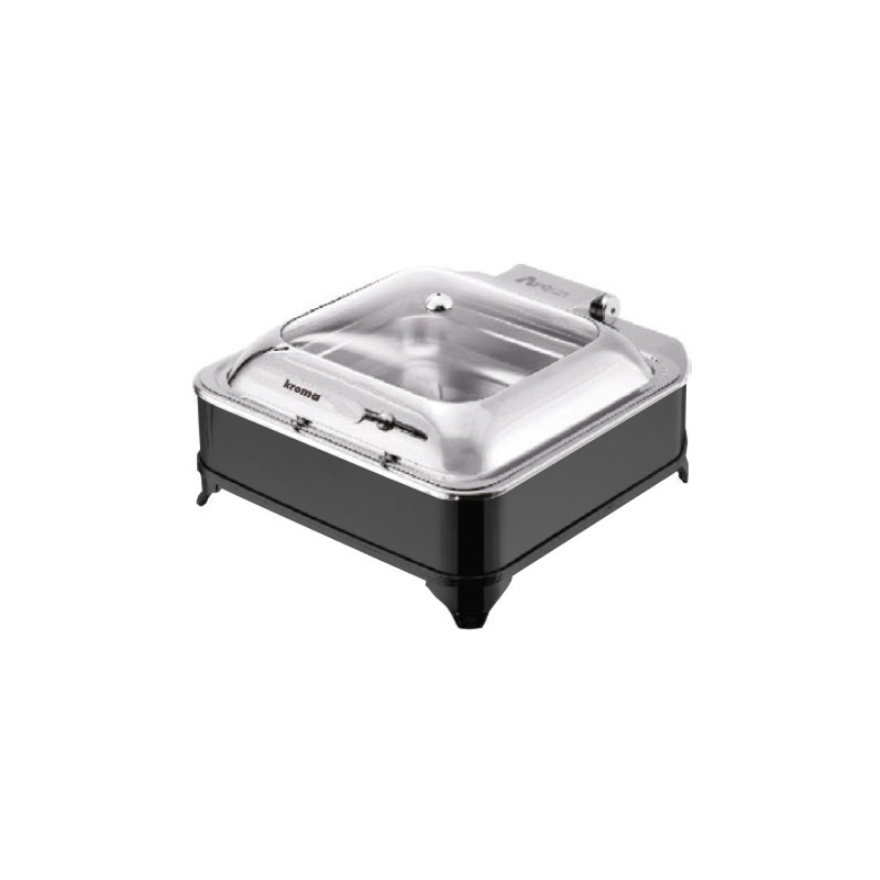 Exclusive Box Chafing Dish GN-2/3 Siyah