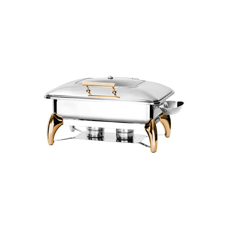 Exclusive Gold Chafing Dish GN-1/1