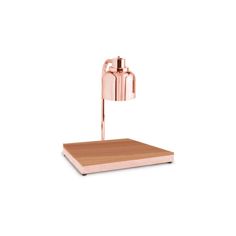 Copper GN-1/1 Infrared Isıtıcılı Carving Ünitesi