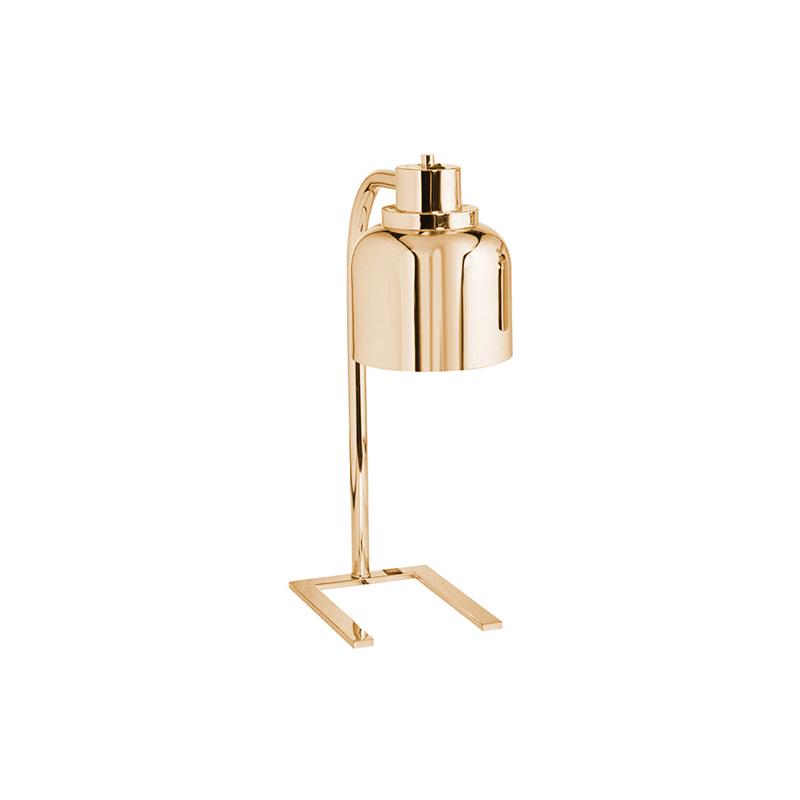 Gold Ayaklı Tekli İnfrared Isıtıcı Lamba