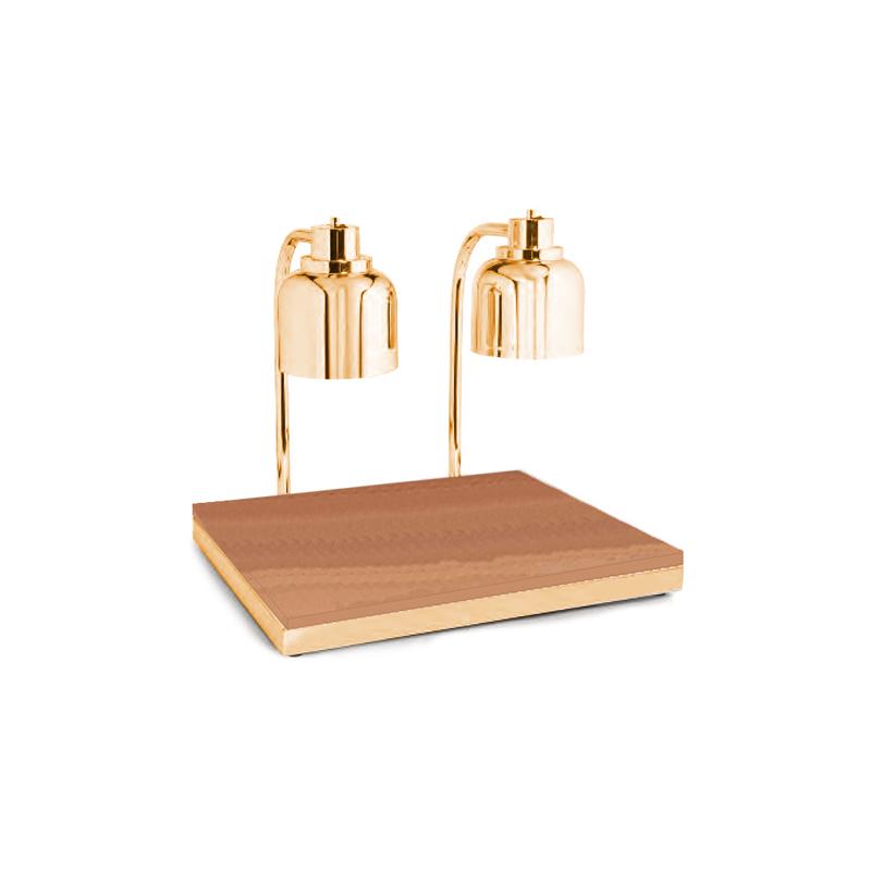 Gold GN-2/1 Infrared Isıtıcılı Carving Ünitesi
